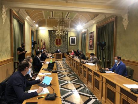 Aprobada por unanimidad la moción para mantener la planta de Siemens-Gamesa en la capital