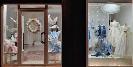 La Asociación de Comercio convoca su tercer concurso de escaparates navideños