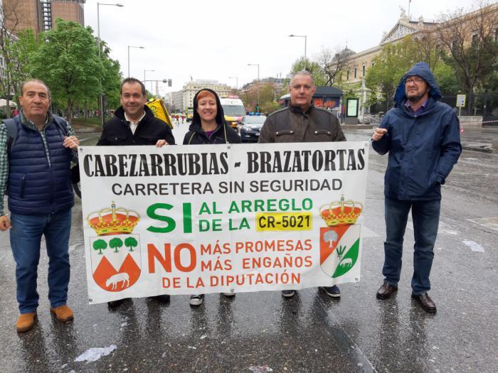 """Izquierda Unida apuesta por unos pueblos con """"vida"""" para Castilla-La Mancha"""