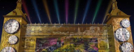 El espectáculo 'Luz Toledo 2019' tendrá lugar del 12 al 14 de septiembre