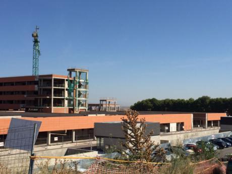 Ana Guarinos denuncia que las obras de ampliación del Hospital de Guadalajara continúan paralizadas