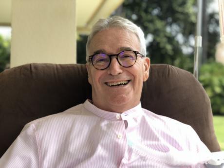 Fallece Francisco Luzón, banquero y símbolo de la lucha contra la ELA
