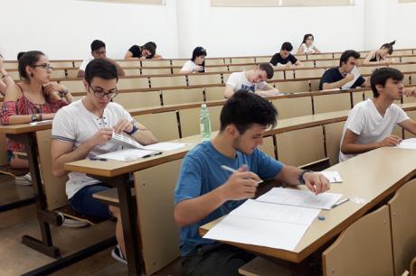 Comienza la EvAU extraordinaria en la Universidad de Castilla-La Mancha
