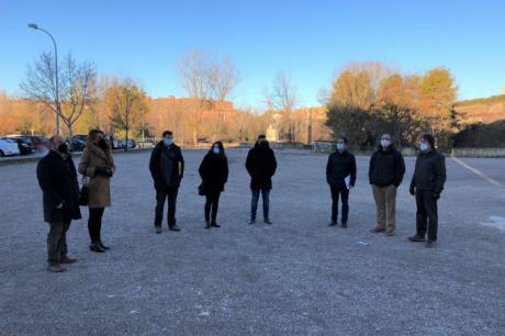 La explanada de Antonio Maura albergará una instalación de 'Pump Track'