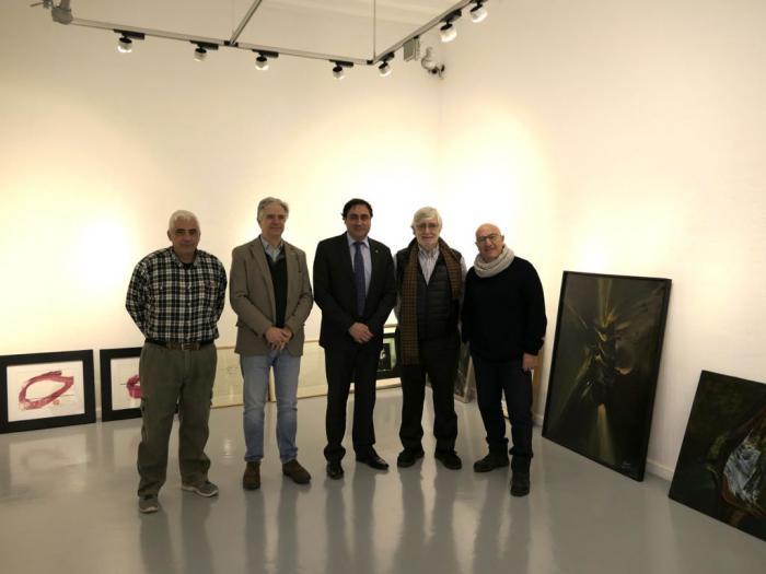 180 obras de artistas del grupo El Paso se exponen en la Casa Zavala