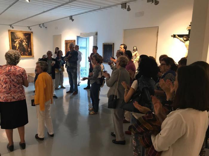El Ayuntamiento firma el convenio para que la exposición de Sorolla se celebre en el Centro de Arte Casa Zavala