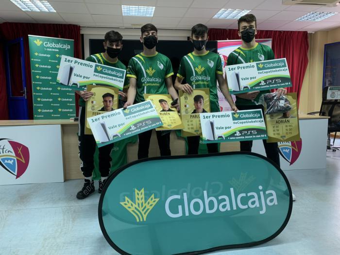 La Escuela Base de Cuenca gana la I edición del eSportsFIFA21 para amateurs en PlayStation 4