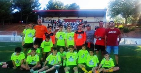 Finalizan los campeonatos provinciales de Fútbol 8, Fútbol 11 y Fútbol Sala Somos Deporte 3-18