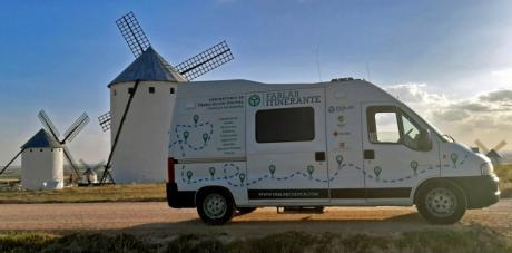 Arranca la segunda edición de FabLab Itinerante, el laboratorio de fabricación digital sobre ruedas de Castilla-La Mancha