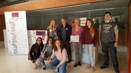 La Gerencia del Área Integrada de Cuenca se suma a la 6ª Jornada por la prevención de las úlceras por presión