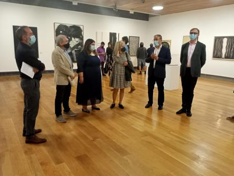 La FAP aterriza en el Museo de Bellas Artes de Castellón con una retrospectiva de sus fondos en honor al Grupo El Paso