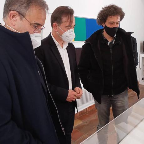 """La Fundación Antonio Pérez acoge la exposición """"La Misma Mano"""" de Ignacio Llamas hasta el 24 de mayo"""