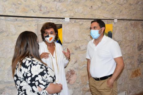 La FAP presenta al público la exposición La Alegría de Pintar realizada por Olga Sinclair durante el confinamiento