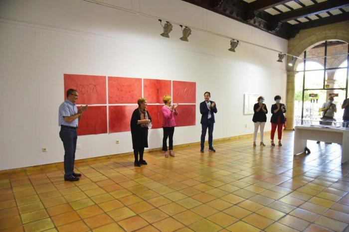 La FAP inaugura la exposición 'Soñar que vuelo lejos' de Victoria Santesmases en la sede de San Clemente