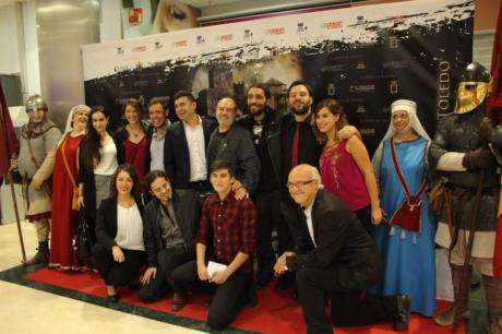 Más de 300 personas acuden al estreno del cortometraje 'La Judía de Toledo'
