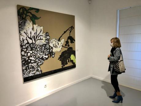 Exposición de piezas inéditas de Alberto Corazón en la Casa Zavala
