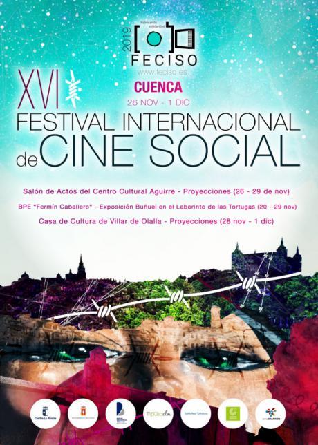 El Gobierno regional traslada su apoyo al XVI Festival Internacional de Cine Social de Castilla-La Mancha