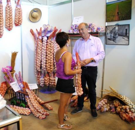 Suspenden la Feria Internacional del Ajo de Las Pedroñeras por el COVID-19