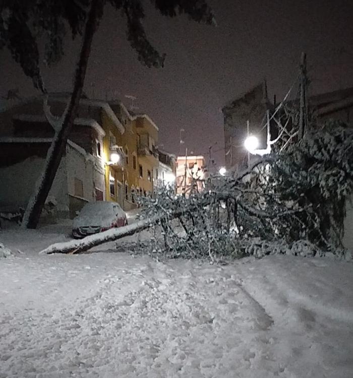 Tarancón destinará 700.000 euros a una obra de emergencia por los daños de Filomena
