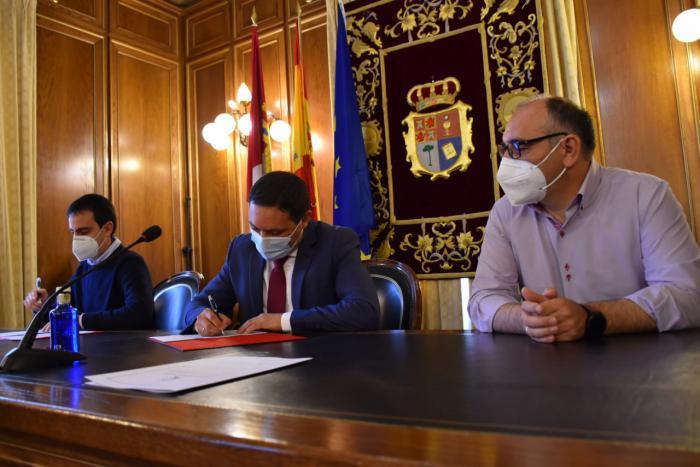 La Diputación continúa trabajando para mejorar la formación de los secretarios, interventores y tesoreros de la provincia