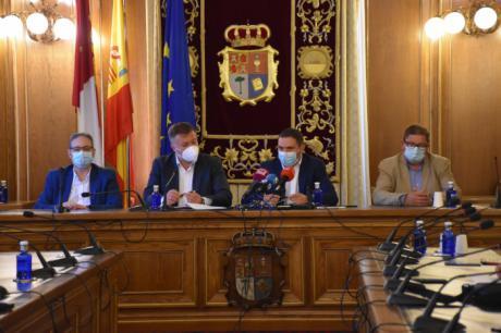Martínez Chana espera que el PSI de Los Palancares esté aprobado en 2021