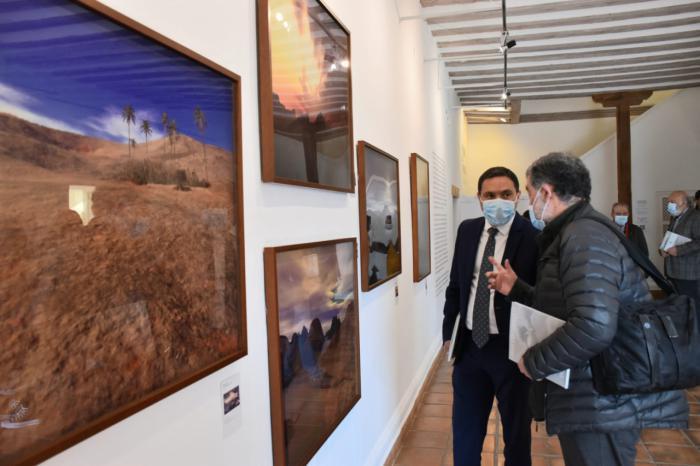 La Fundación Antonio Pérez acoge dos exposiciones del fotógrafo Joan Fontcuberta en las sedes de Cuenca y Huete