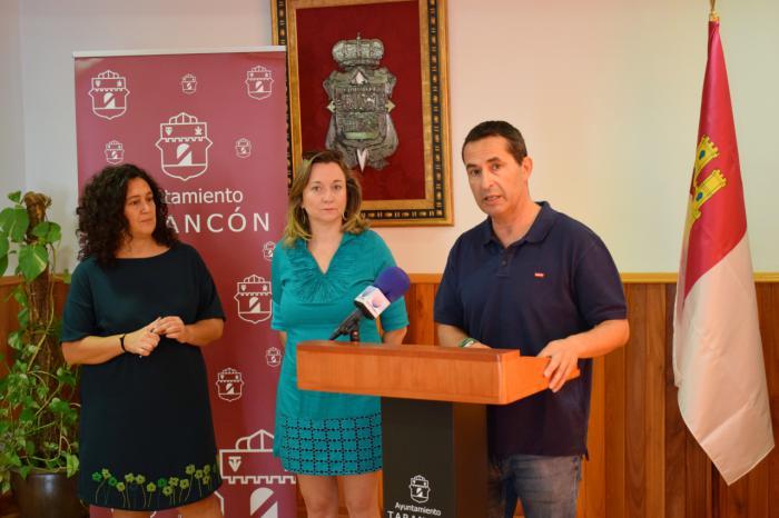 El Ayuntamiento de Tarancón se iluminará de verde este próximo viernes para concienciar sobre el cambio climático