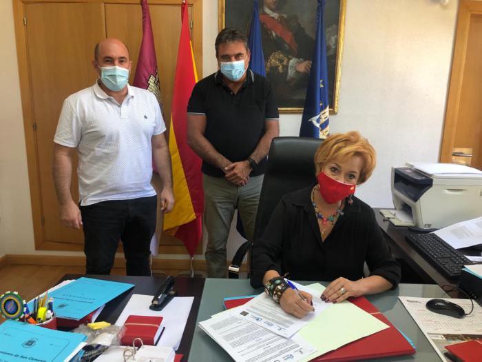Junta y Ayuntamiento de San Clemente completan los trámites para que el municipio se sume al convenio para abrir el grifo de la ´Tubería Manchega´