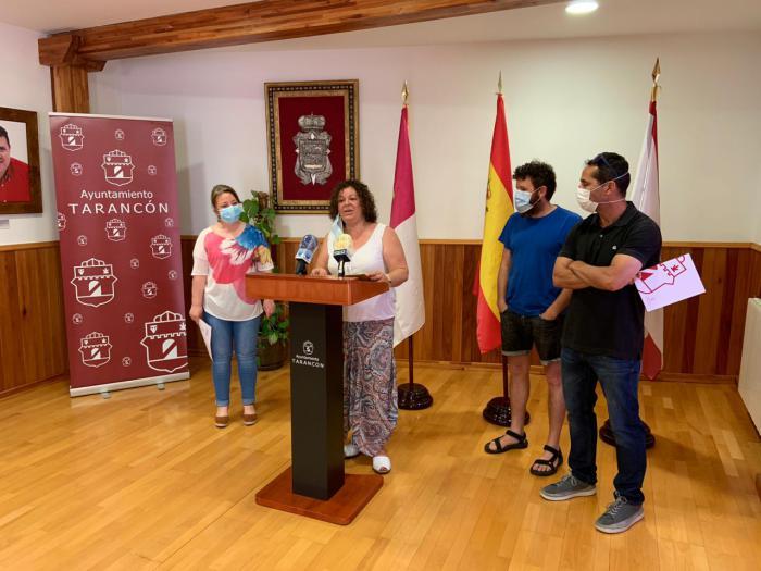 Tarancón organiza actividades de verano infantiles en grupos de diez personas durante el mes de julio