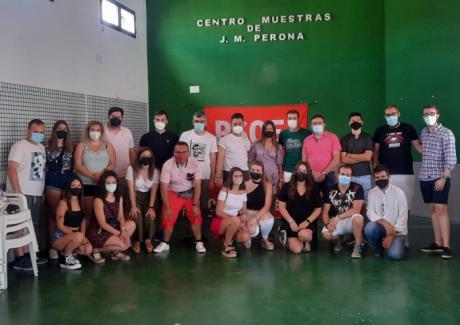 Juventudes Socialistas de Cuenca constituye la agrupación local de Las Mesas