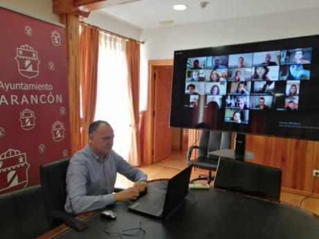 El Ayuntamiento de Tarancón agradece a la Diputación la herramienta para la celebración de plenos y comisiones telemáticas