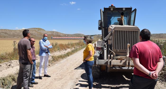 El Ayuntamiento de Tarancón y el Coto de Caza arreglarán más de un centenar de kilómetros de caminos dentro del término municipal