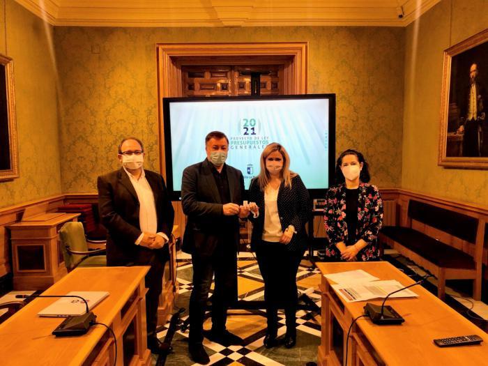 La Junta destinará más de 30 millones de euros en inversiones en la ciudad durante 2021
