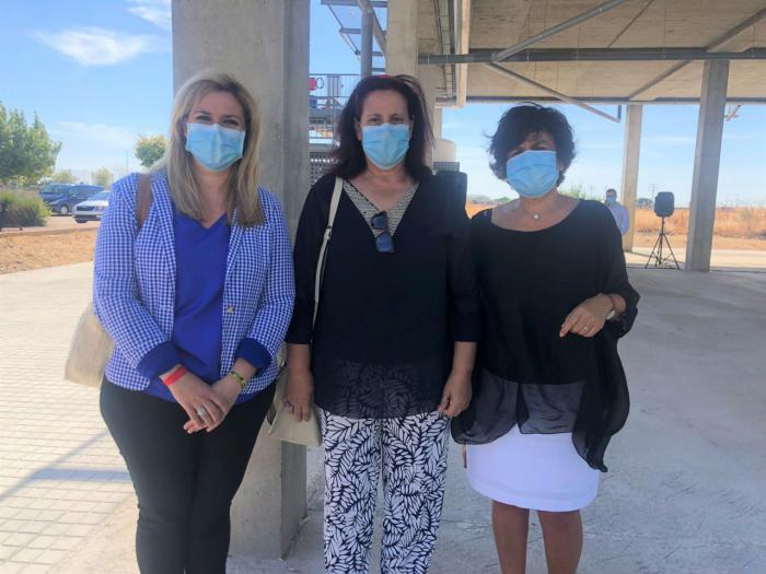 La Junta ha enviado más de 4.000 elementos de protección al municipio de Barajas de Melo durante la crisis sanitaria