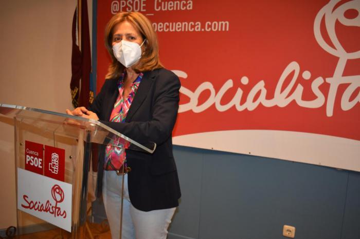 Carmen Torralba, senadora del PSOE por la provincia de Cuenca