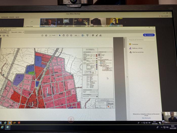 La Comisión Provincial de Concertación Interadministrativa elabora el informe único de la modificación puntual del Plan de Ordenación Municipal de Quintanar del Rey