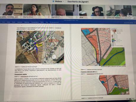 Visto bueno a la modificación puntual nº1 del Plan de Ordenación Municipal de San Clemente