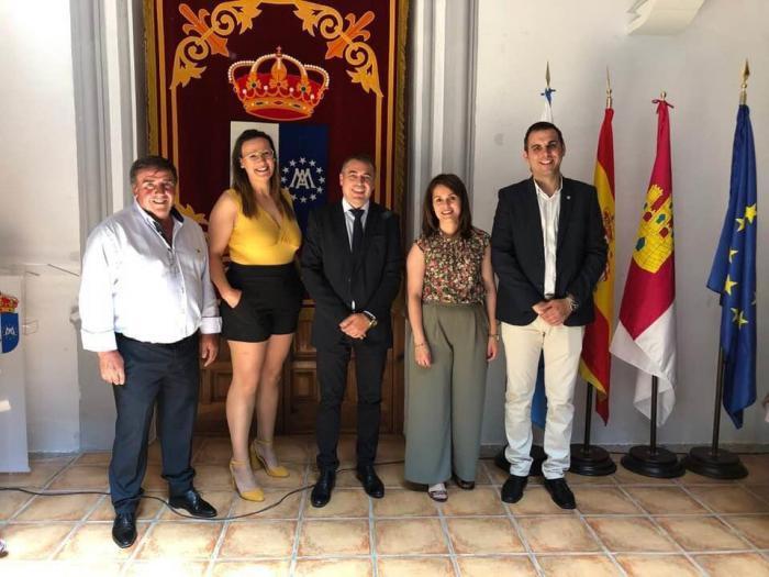 El PSOE de Horcajo de Santiago agradece a las instituciones los más de 9.100 elementos de protección enviados al municipio