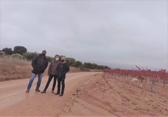 Junta y Diputación han acometido el arreglo de alrededor de 580 caminos