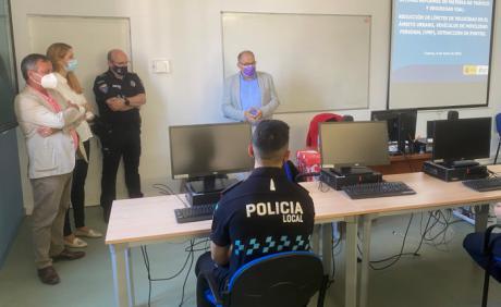 Se forma a policías locales de la provincia en actuaciones normativas en materia de tráfico y seguridad vial