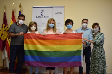 El Gobierno regional apuesta por seguir avanzado para visibilizar y defender los derechos del colectivo LGTBI