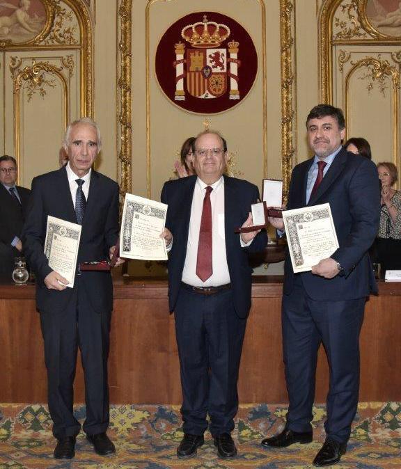 El Ayuntamiento de Tarancón felicita al notario Francisco Javier García Más por la Cruz de la Orden de San Raimundo de Peñafort