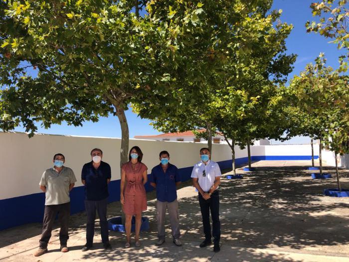 Una decena de autónomos y microempresas de Torrubia del Campo y Santa María de los Llanos han recibido ayudas del Gobierno regional