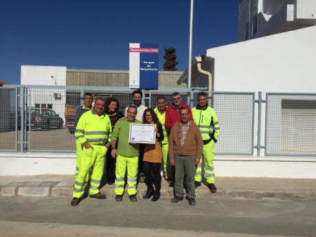 La Junta valora el trabajo que realizan las Brigadas de Conservación de Carreteras de Cuenca