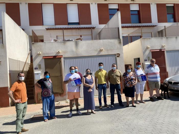 Entregadas dos viviendas de protección oficial en Cardenete