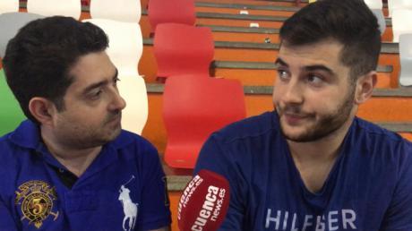 Xavi Castro: 'Lo que realmente me va a decir lo que tengo es la resonancia'