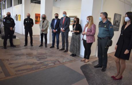 La Sala Iberia acoge la exposición ´Gracias´