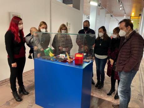 La Sala Iberia acoge la I Exposición de Juguetes ´Cuencatoy´ hasta el próximo 24 de enero