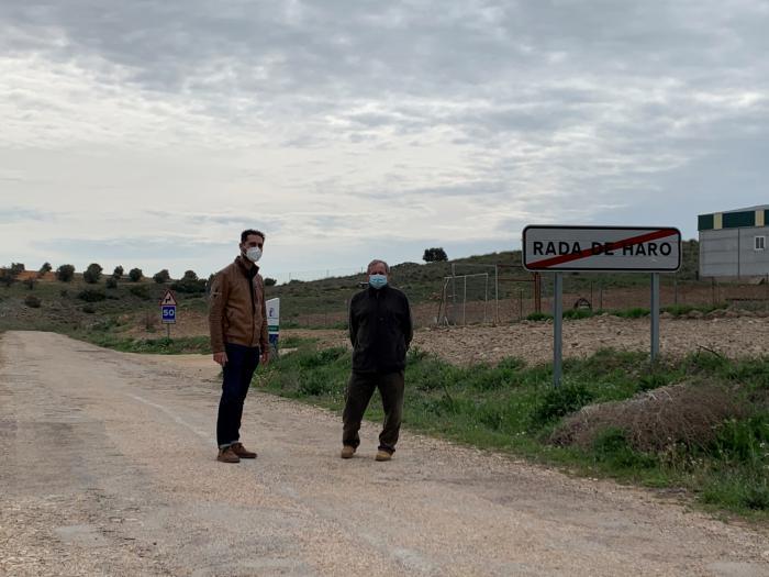 Continua el proceso de licitación para el acondicionamiento de la CM-3009 entre Villaescusa de Haro a La Alberca de Zancara