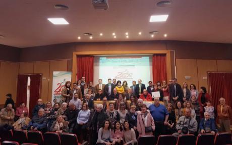 ASPAYM Cuenca, con la que colabora la Fundación Globalcaja, celebra su 20 aniversario